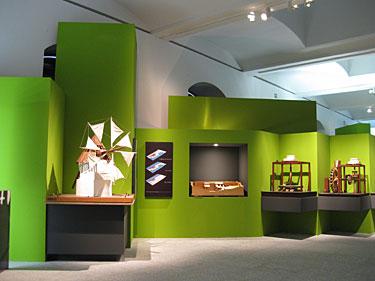 Exposición sobre ingeniería medieval