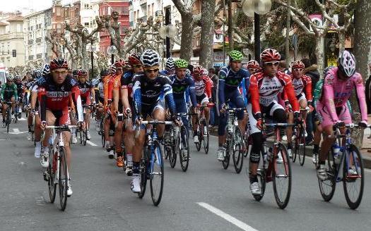 Vuelta ciclista a La Rioja