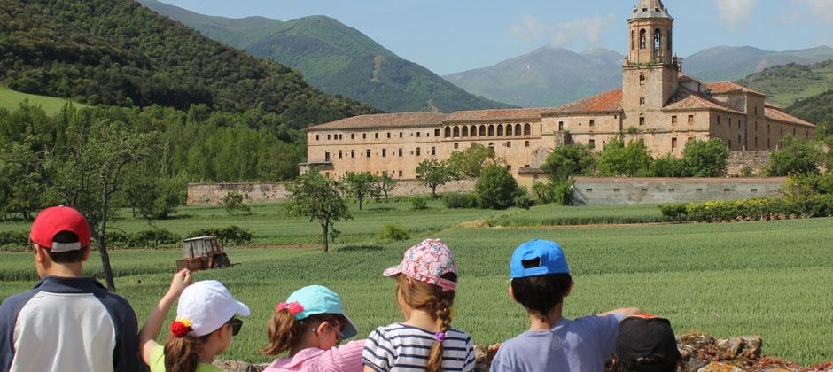 Descubre cómo se vivía en un monasterio
