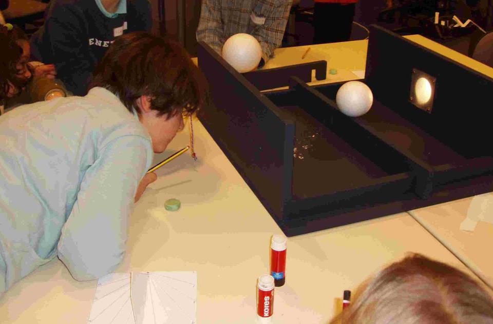 Talleres de Pascua en la Casa de las Ciencias