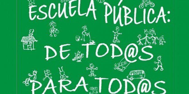 Charla sobre la educación pública riojana