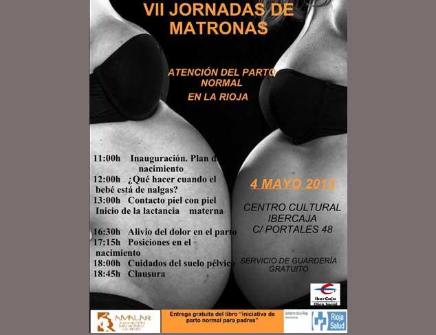 Infórmate sobre el parto en La Rioja