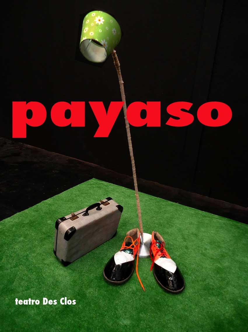 Payaso Teatro Des Clos