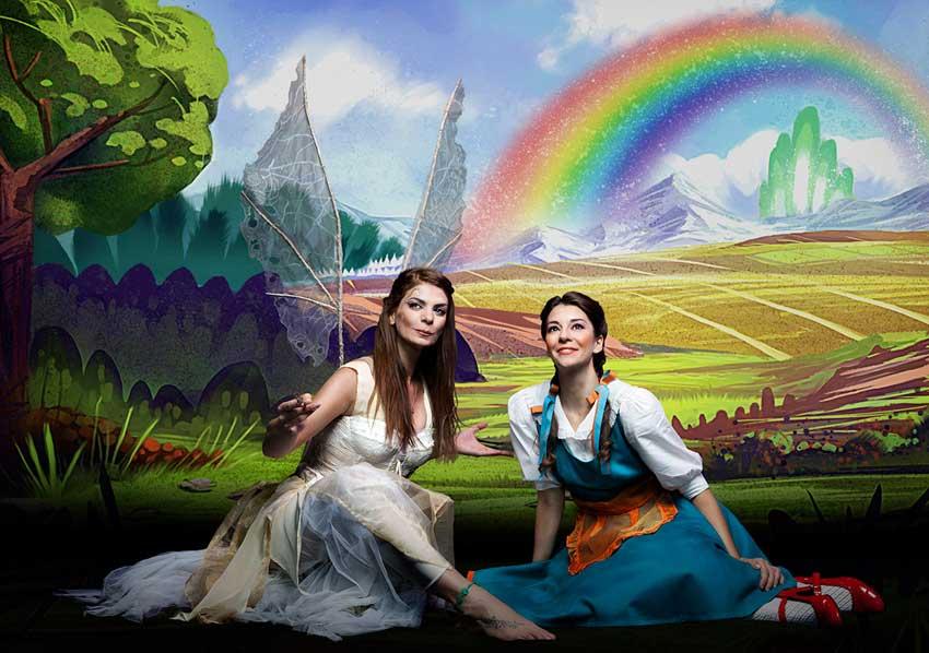 El musical El mago de Oz, en Haro