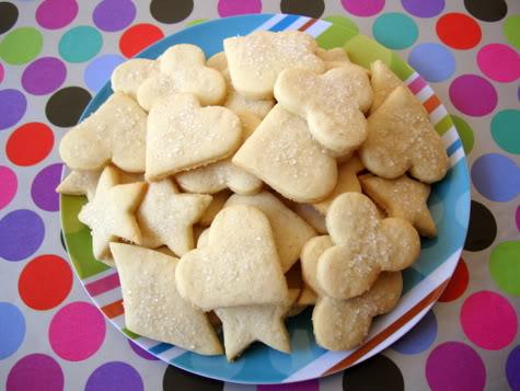 Taller para elaborar galletas caseras