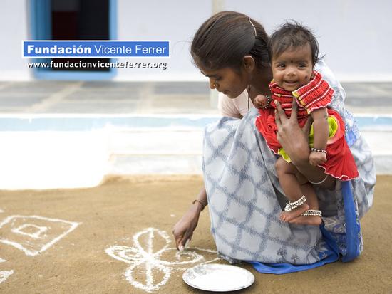 Fotografías de la Fundación Vicente Ferrer (Arnedo)