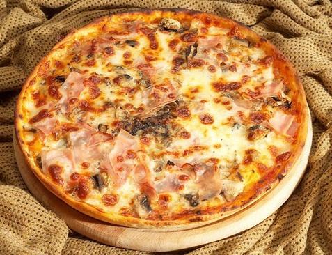 Pizza 100% casera