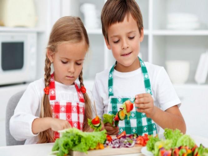Talleres infantiles de alimentación sana