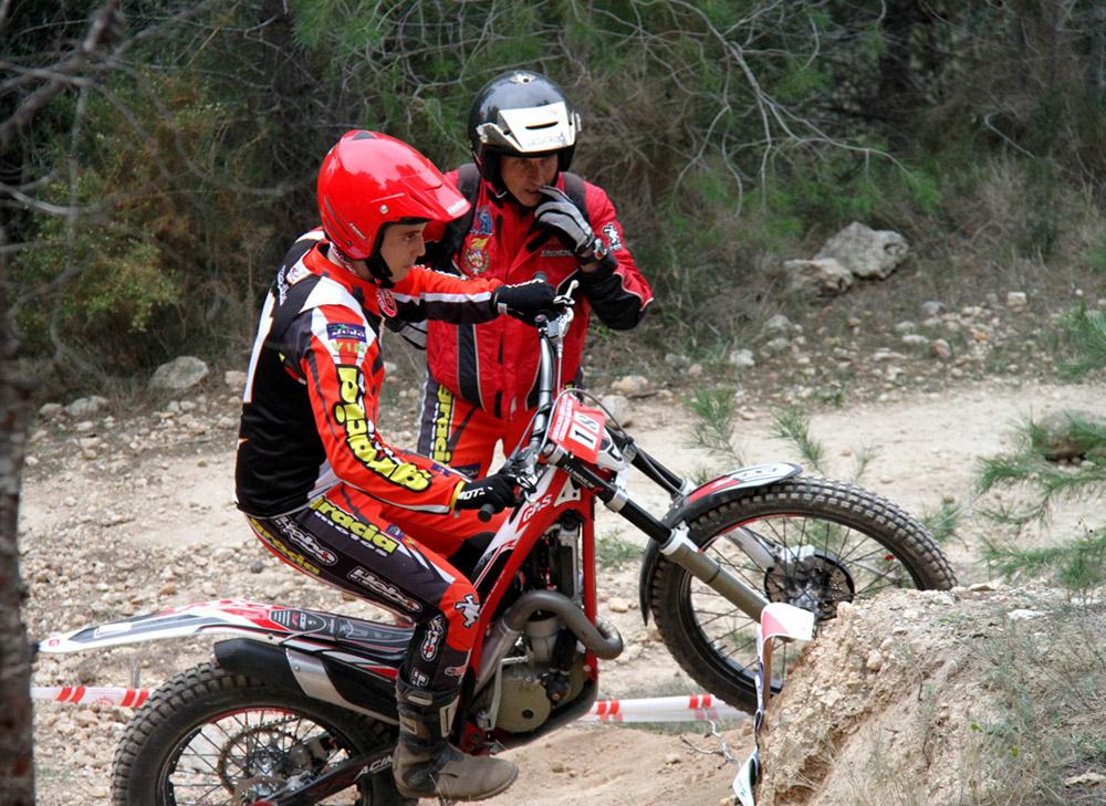 Campeonato de España de Trial, en Arnedillo
