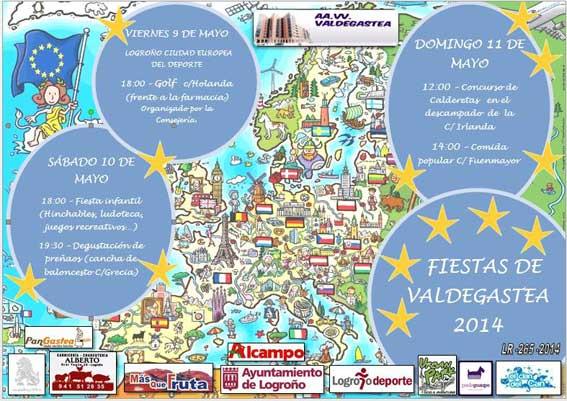 fiestas valdegastea 2014