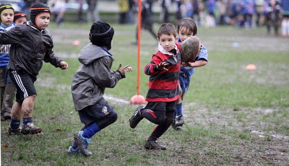 Taller gratuito de iniciación al rugby
