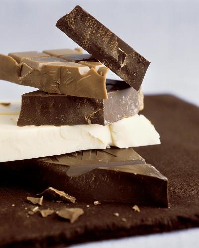 Cata a ciegas de chocolate padres vs. hijos