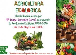 Taller de agricultura ecológica en Espacios Verdes