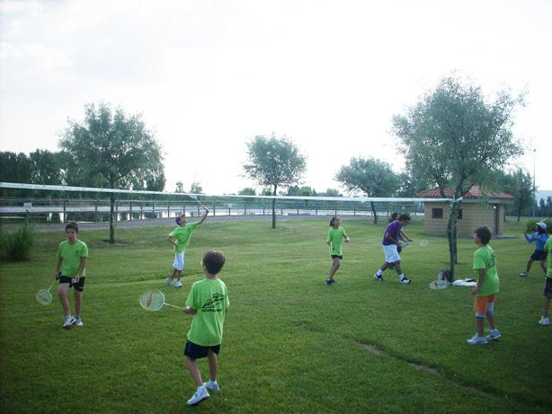 Campus de Verano de la Federación Riojana de Tenis