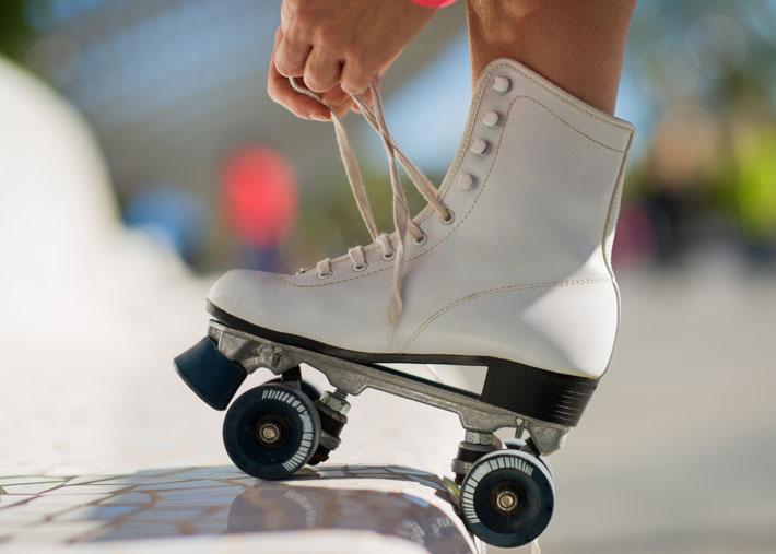 Ruta por Logroño sobre patines