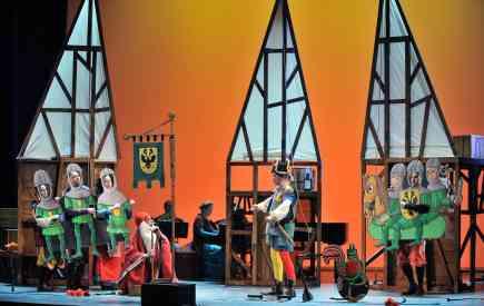 Ópera para niños en el Bretón