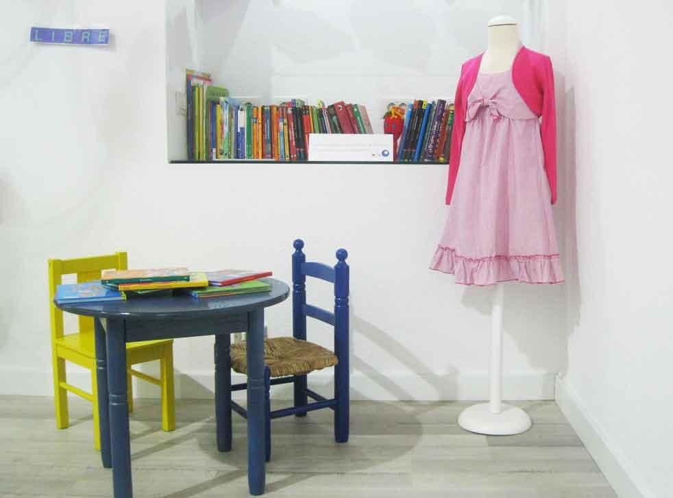 'Con la O', nuevo comercio de moda infantil Niños Bienvenidos