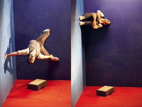 Leo, un espectáculo que desafía la gravedad