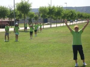 Campus verano Federación Riojana de Tenis 2