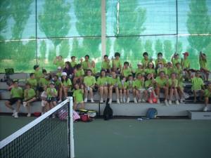 Campus verano Federación Riojana de Tenis 3