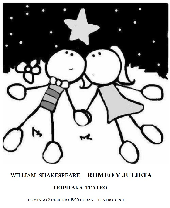 Teatro familiar: Romeo y Julieta