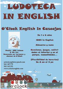 Ludoteca en inglés