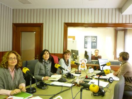 Consejos sobre literatura infantil, en Radio Rioja