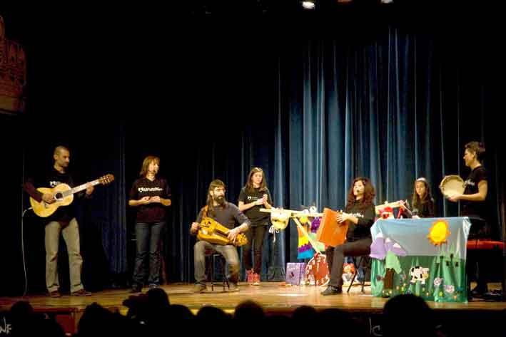 Concierto de Las Chicas del Tenderete en Alberite