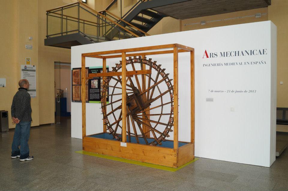 Visitas comentadas a la exposición de ingeniería medieval