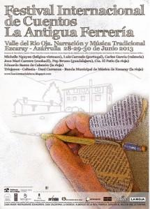 Cuentos La Antigua Ferrería