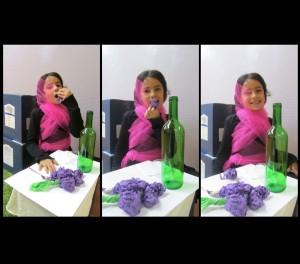 Actividades infantiles en las Bodegas Vivanco