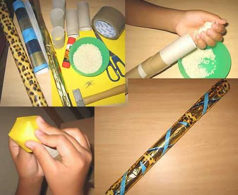Aprende a construir tus instrumentos musicales