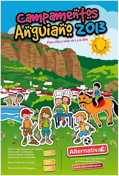 Campamentos Anguiano