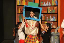 Teatro familiar en la sala Gonzalo de Berceo