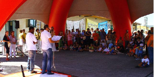 Jornada Solidaria en Nájera