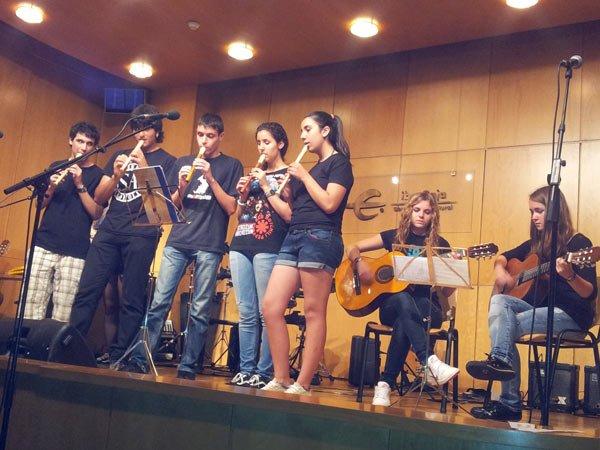 Festival de música y canto