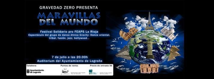 Festival de danza étnica a beneficio de FEAPS