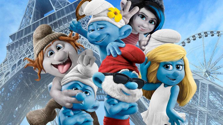 Los Pitufos 2 en los cines riojanos
