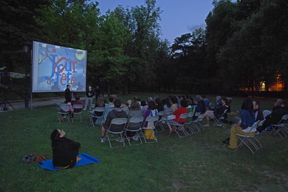 Cine infantil al aire libre en Arnedo