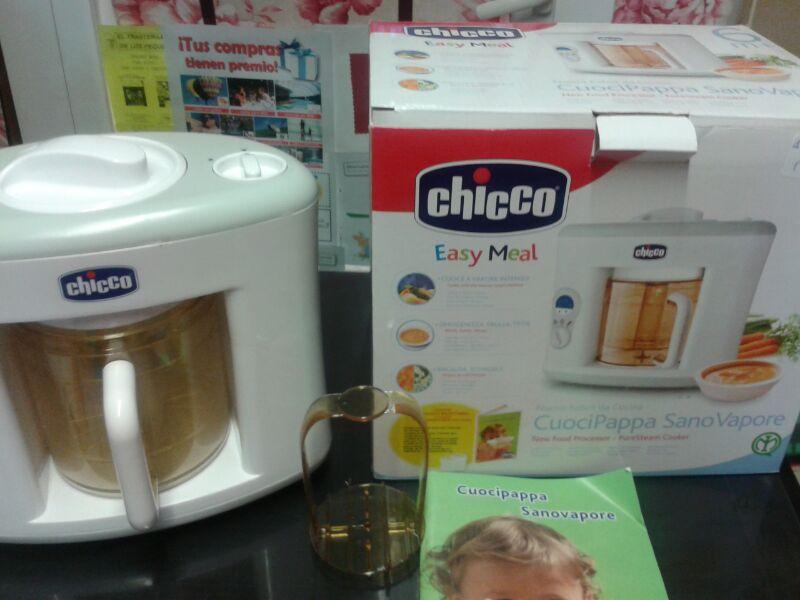 Se vende robot de cocina chicco el balc n de mateo - Robot cocina ninos ...