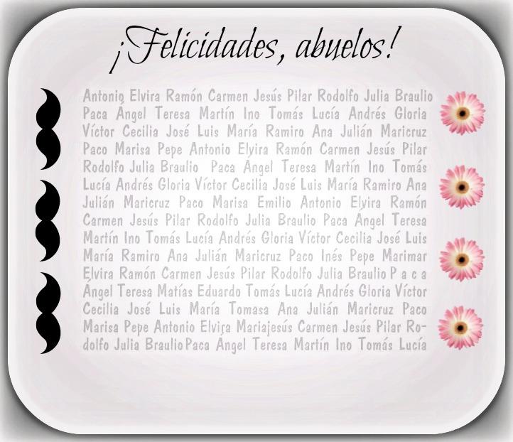 Dia del Abuelo en España