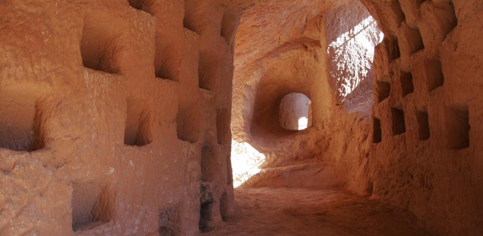 Visita al poblado celtíbero y las cuevas de Arnedo