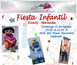 Fiesta infantil en Calahorra