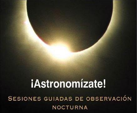 Observación astronómica en Calahorra