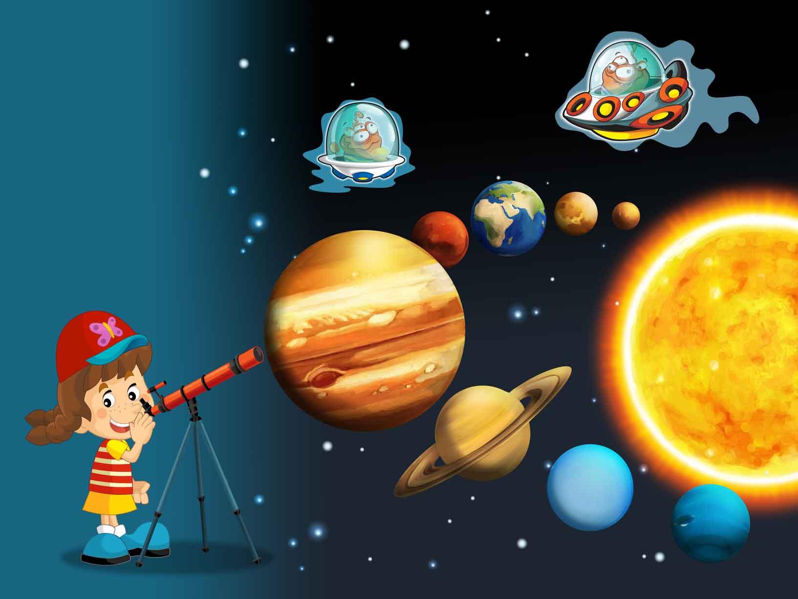 Resultado de imagen de imagenes de los planetas para niños
