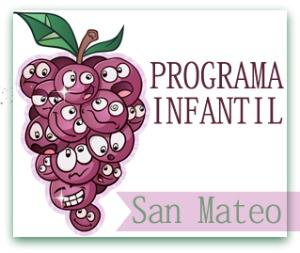 Programa infantil de San Mateo 2013