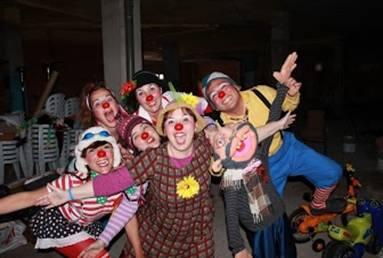 Jarabe de Clown en San Mateo