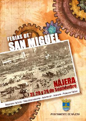 Ferias de San Miguel Nájera