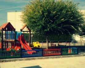 Niños bienvenidos en el autolavado Las Gaunas