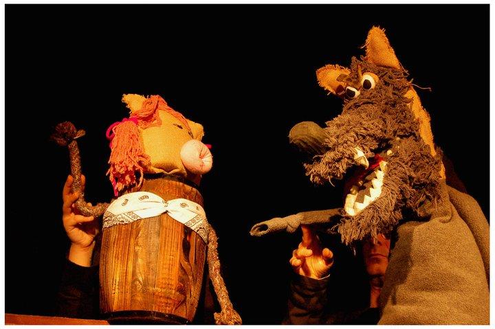 Marionetas para niños a partir de 3 años